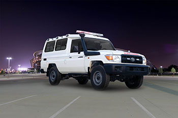 Specialized Medical Vehicles